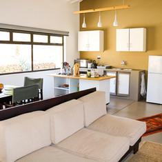 Ukuthula Sunrise Cottage Living Room