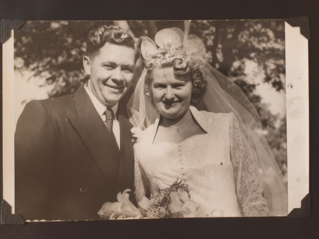 Part 4:  First comes love, then comes marriage  (1949 - 1963)