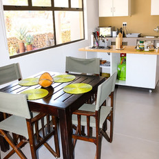 Ukuthula Sunrise Cottage Kitchen 4