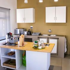 Ukuthula Sunrise Cottage Kitchen 3