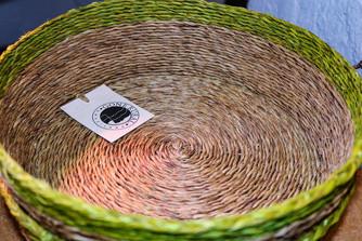 Ukuthula Wicker Baskets Gone Rural Green