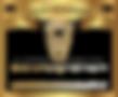 2020 Hotel Awards Nominee logo (Black te