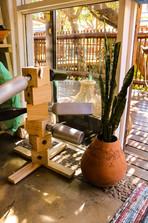 Ukuthula Customized Wine Stand