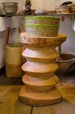Ukuthula Wooden Table
