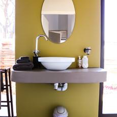 Ukuthula Sunrise Cottage Bathroom