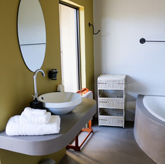 Ukuthula Sunset Cottage Bathroom 1