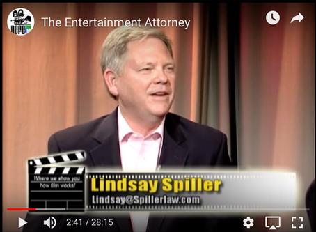 Meet an Entertainment Lawyer