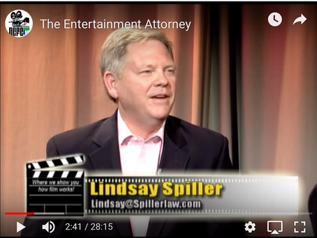 Meet an Entertainment Lawyer