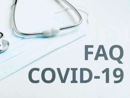 FAQ - Trattamento di dati relativi alla vaccinazione anti Covid-19 nel contesto lavorativo