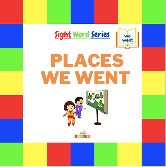 Sight Word Series Individual Pack