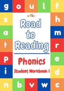 Phonics Student Workbook 1