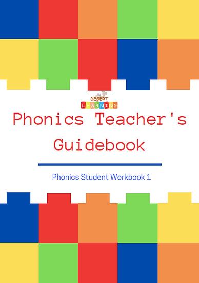Phonics Teacher's Guidebook
