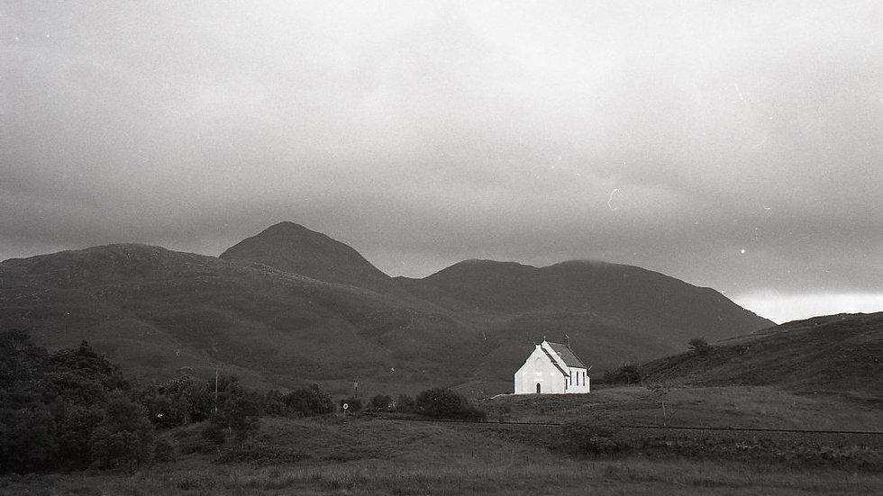 Scotland, 1996. 35mm, Leica.