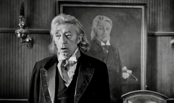 Last film, Robert Mitchum, Deadman, 1995