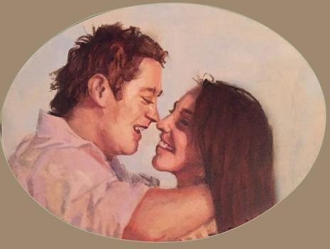 Carolina y Daniel