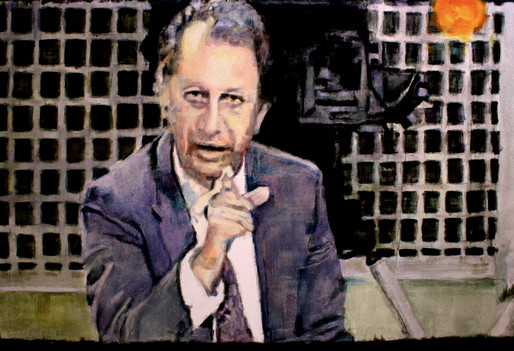 Frame Usted Señor Pinochet