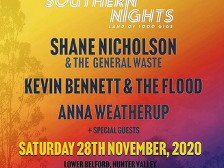 GREAT SOUTHERN NIGHTS - Land Of 1000 Gigs..