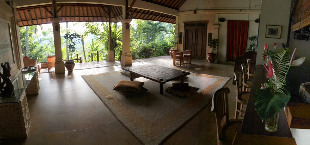 Lotus Village - Bali 2016 - Villa - ©Bali Yoga travel