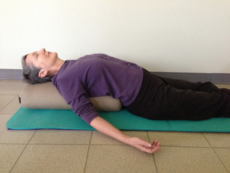 Yoga Pose of the Week- Supported Fish