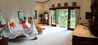 Lotus Village - Bali 2016 - Bedroom - ©Bali Yoga Travel