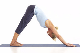 Yoga Pose of the Week- Downward Dog