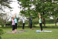 Lotus Village - 4 à 6 pers. Morning Yoga exercises
