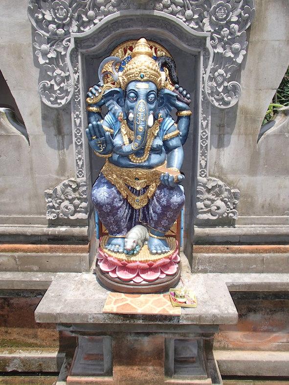 Lotus Village - Bali 2016 - Ganesh