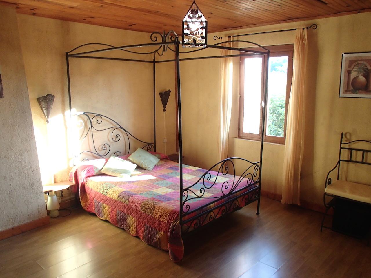 Lotus Village  Accommodations - Yoga Meditation Retreat France