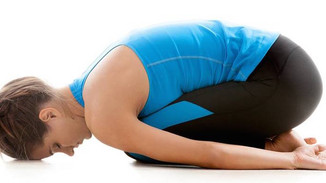 YOGA POSE OF THE WEEK- Child's Pose