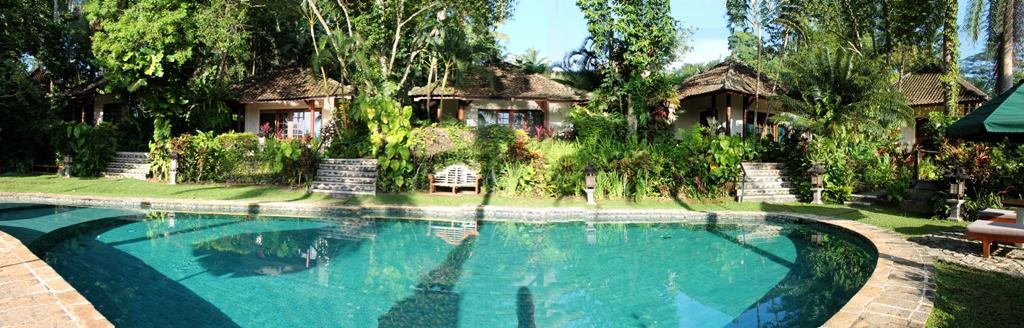 Lotus Village - Bali 2016- Piscine - ©Bali Yoga Travel
