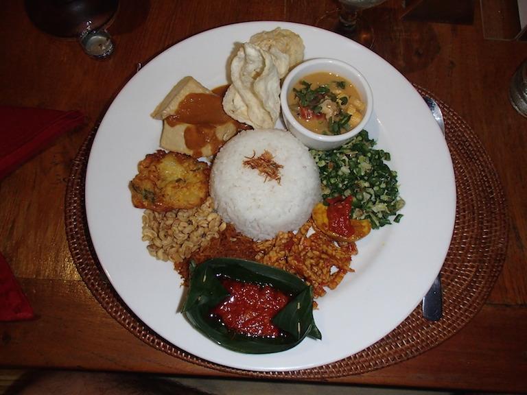 Lotus Village - Bali 2016 - Nasi Goreng