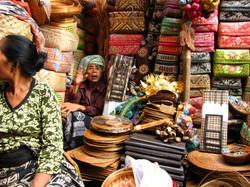 Lotus Village Bali 2016 - Ubud Market