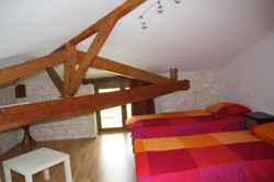 Lotus Village - 4 à 6 pers. Bedroom