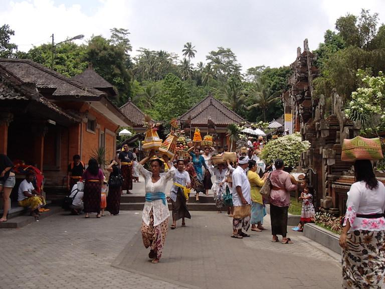Lotus Village Bali 2016 - Tirta Empul