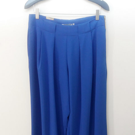 PANTALONA AZUL ROYAL