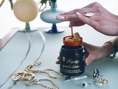 L'entretien de vos bijoux