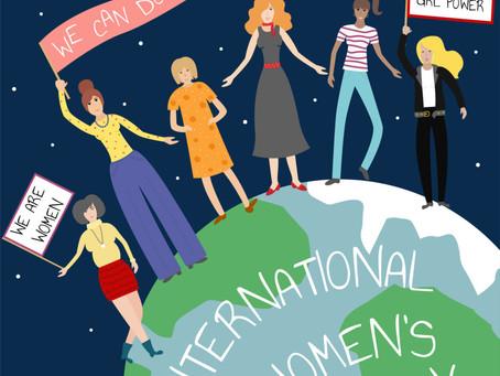 W10 - International Women's Day, Saks, Louboutin, Hermes, Adidas, Jared, Aesop, Ulta