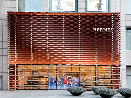 W07 - Hermes, Alexander McQueen, Vacheron Constantin, Kering, Shiseido, Moncler, Farfetch