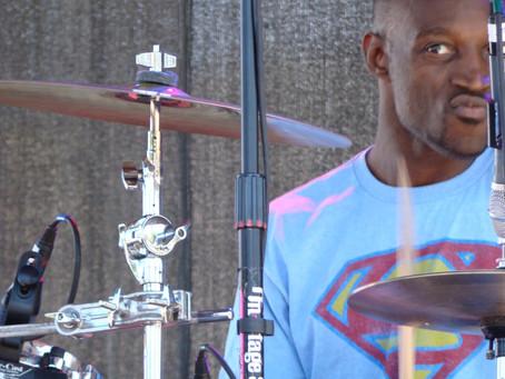 Artist Home: Drummer Conrad Real
