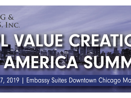 Parade will speak at the 3PL Value Creation NA Summit 2019