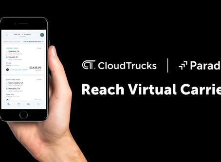 Parade unlocks capacity with CloudTrucks virtual carrier network