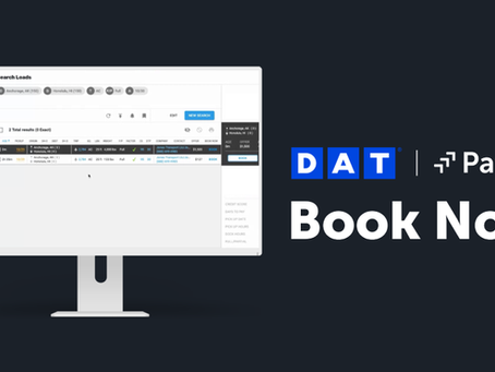 Price and book loads digitally through the DAT marketplace with Parade
