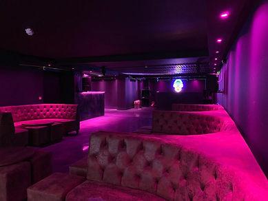 nightclub refurbishment in london bar re
