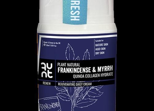 Frankincense & Myrrh Age Defying skin Moisturiser