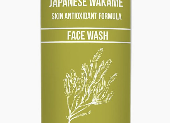 Japanese Wakami Antioxidant Face Wash