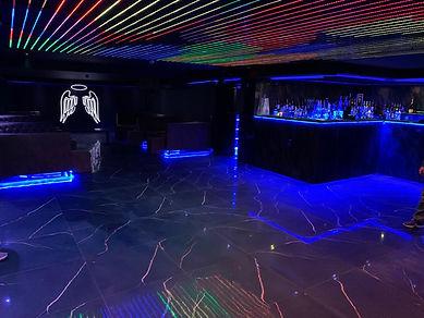 nightclub construction company in london