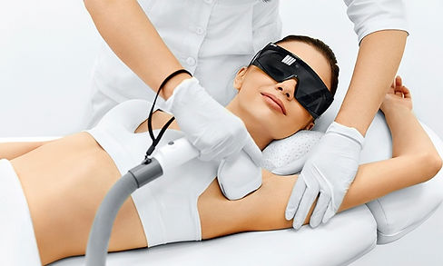 laser hair removal in luton high quality