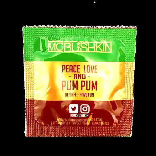 BushBash Condoms x3