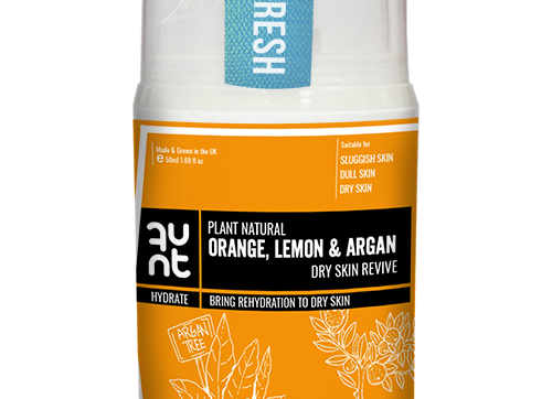 Orange Lemon & Vitamin C & Argan Dry Hand Moisturiser