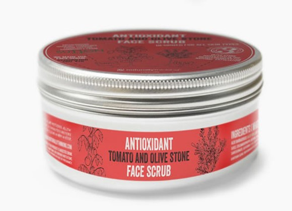 Tomato & Olive Stone Face Scrub